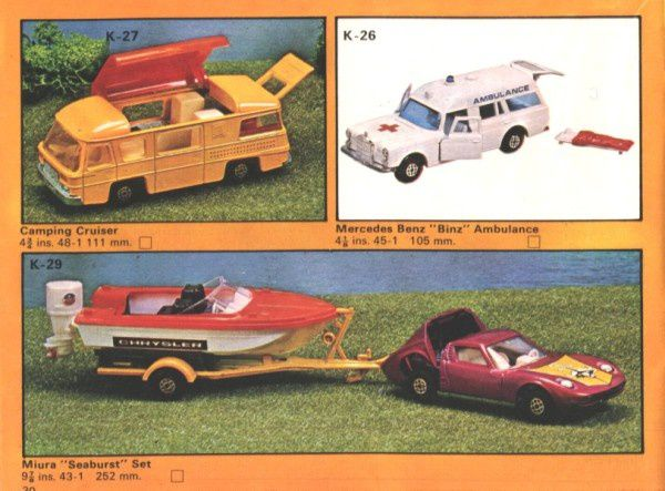 catalogue matchbox 1975 p30 miura searbust set