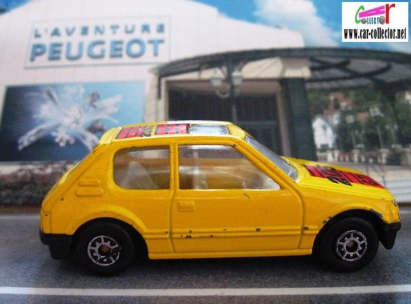 peugeot 205 gti mc toy mac toy (1)
