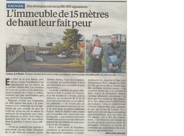 2013 03 02 - Article du Parisien - Akeyris