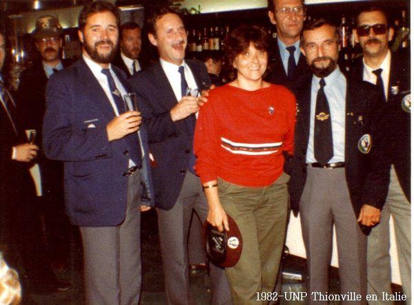 1982-UNP Thionville en Italie (9)