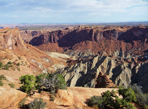 Jour 6 Canyonlands Upheaval Dome 2