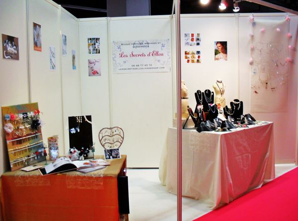 Salon du mariage porte de champerret 2011 les secrets d - Porte champerret salon ...