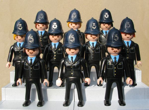 bobbies playmobil