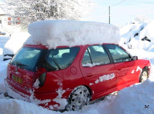 Paysage de neige-04