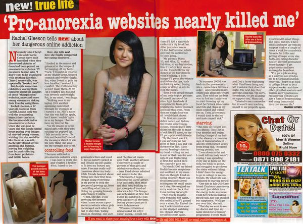 Pro-Anorexia - Bing images