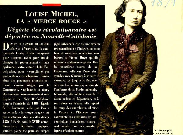 Louise MICHEL 1871