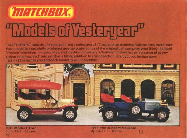 catalogue matchbox 1975 p38