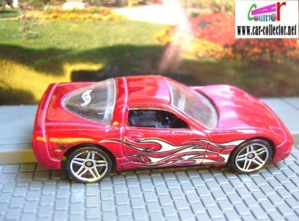 dual cool chevrolet corvette 1997