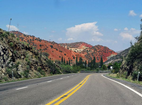 Bisbee route