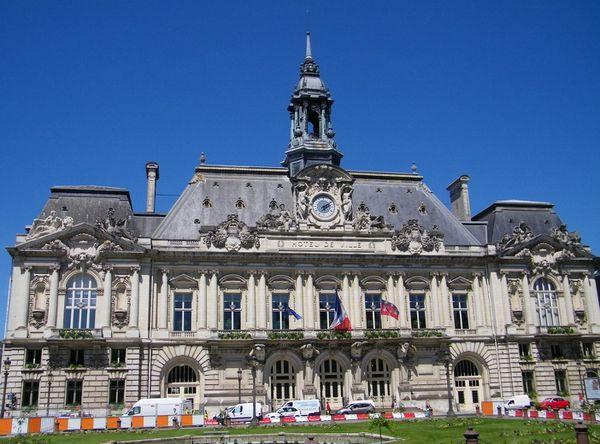 1478 Hôtel de Ville, Tours