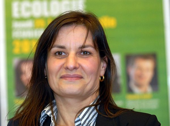 FRANCOISE COUTANT EUROPE ECOLOGIE