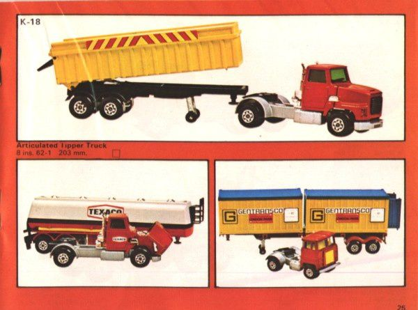 catalogue matchbox 1975 p25
