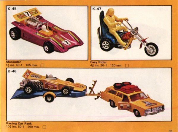 catalogue matchbox 1975 p35