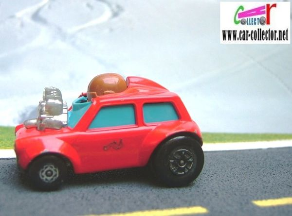 ha ha matchbox lesney 1975 superfast mini 1000 cooper