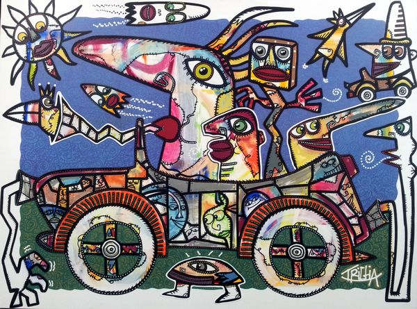 DIRECTION-BARCELONA-Toile-50F-116X89--aout-2014.jpg