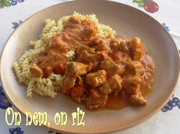 Sauté de dinde curry-coco1