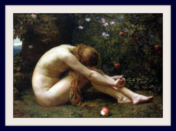 Eve-in-the-Garden-of-Eden-1885-Anna-Lea-Merritt-copie-1