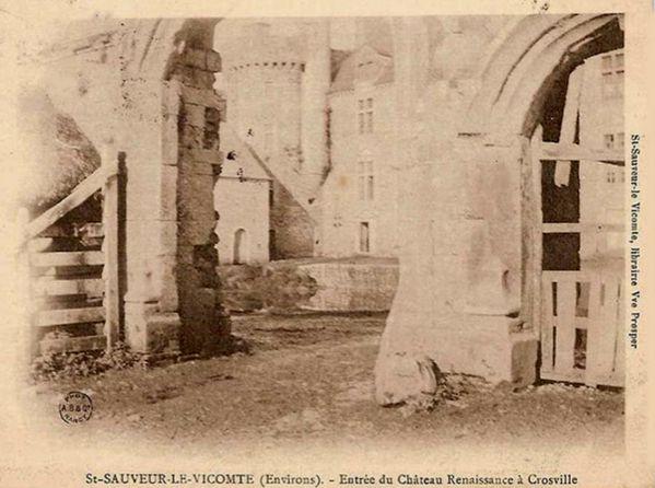 232a Château de Crosville-sur-Douve