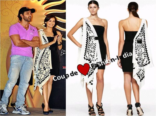 BCBG-DRESS---One-shoulder-printed-scarf-dress---Dia-Mirza-2.jpg
