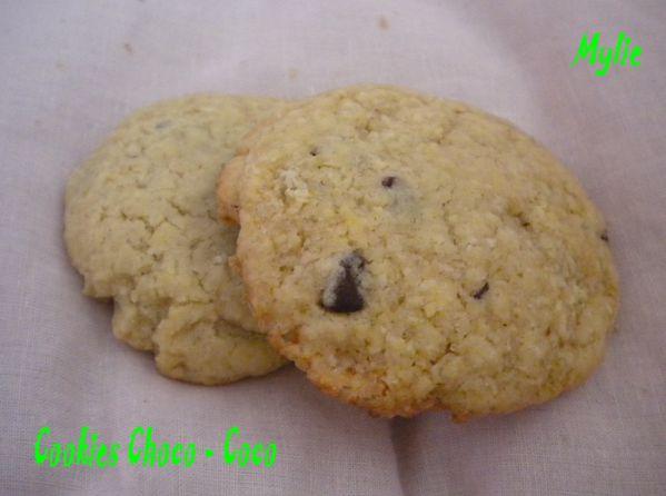 cookies choco-coco 2