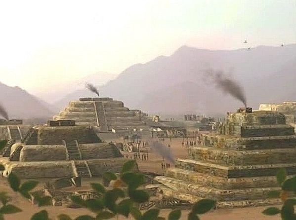 Piramides caral