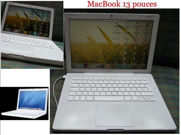 macbook core2duo 13 occasion