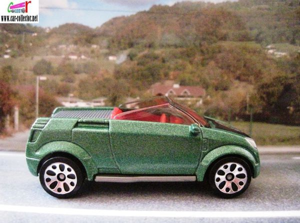 opel frogster matchbox voiture cabriolet convertible (1)