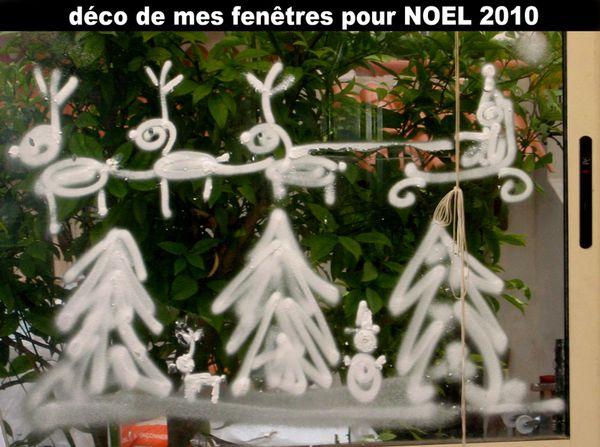 Cr che de noel en provence santons d coration christmass for Decoration fenetre noel ecole