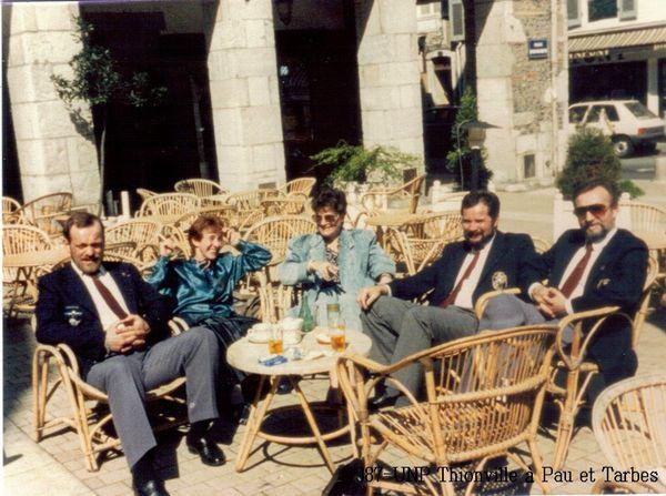1987-UNP Thionville à Pau et Tarbes (3)
