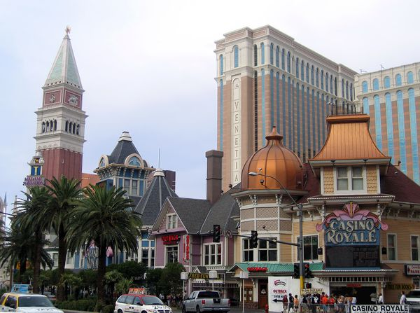 Las Vegas The Venetian b