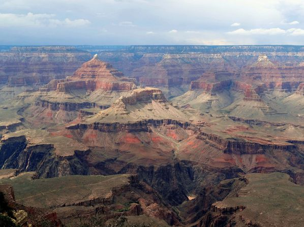 Grand Canyon Mather Point 3