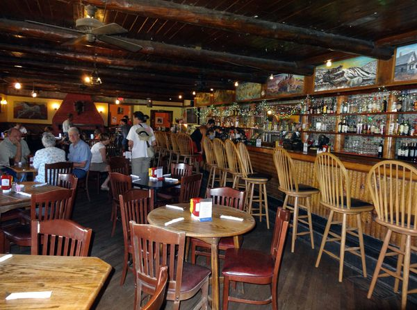 Turquoise Trail Mine Shaft tavern 2