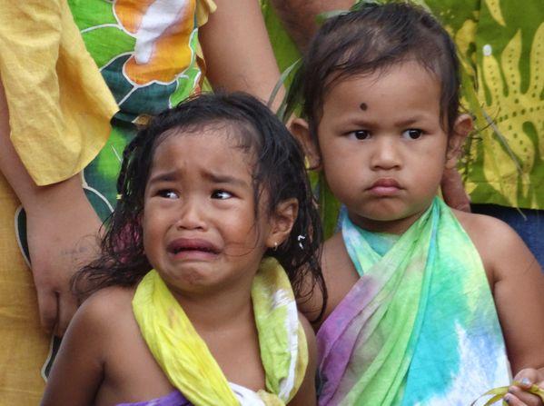 Nuku Hiva défilé 7 pleurs