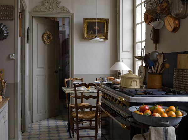 Des id es d co la cuisine le blog de - Deco keuken oud land ...