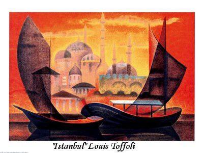Bon dimanche 02-05-10 Istanbul Louis Toffoli