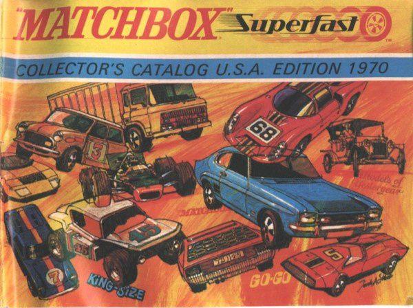 catalogue matchbox 1970 p01