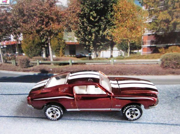 1967 mustang ford mustang classics serie 1
