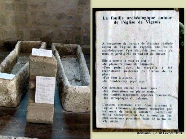 Vigeois - L'abbatiale 11