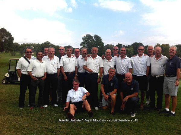 2013 rencontre Gde Bastide contre Royal Mougins