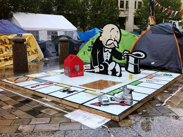 banksy+occupy+london+monopoly+board+giant+1