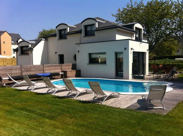 Le blog de location maison location for Piscine dinard