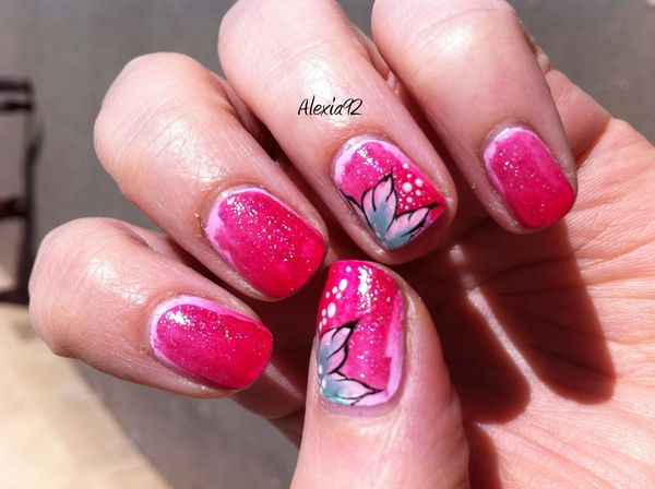 Color Club - Ruby Wing - Tide