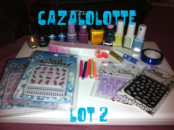 Nail Art Pictures 1196-1