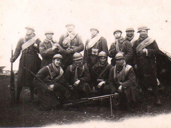 1939-1940  U00e0 Champagney - 2 - La Guerre Effective