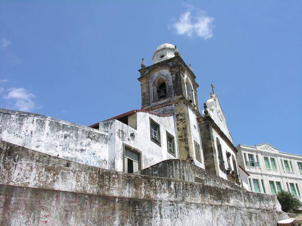 Bresil Olinda Igreja Misericordia2