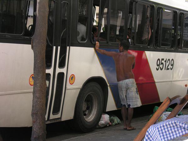 Bresil Rio Lata Bus 2