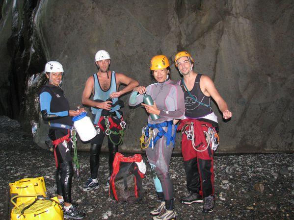 canyons de Fleurs jaunes et Bras Rouge 070