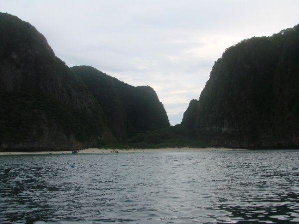 excursion koh phi phi maya bay thailande