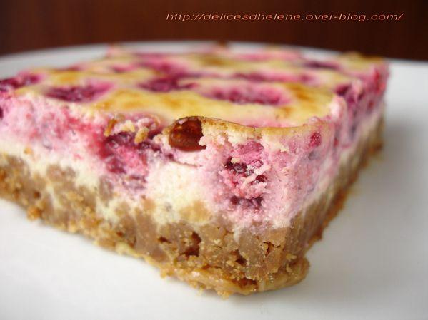 cheesecake ricotta-framboise (3)