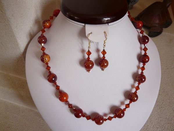 AGATE RED 1